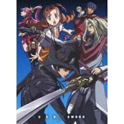ガン×ソード Blu-ray BOX《完全限定版》 (初回限定)