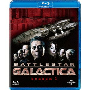 GALACTICA/ギャラクティカ シーズン1 ブルーレイ バリューパック 【Blu-ray】