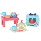 【送料無料】ずっとぎゅっと レミン&ソラン アリス スイートティーパーティーセット おもちゃ こども 子供 女の子 人形遊び 小物 3歳