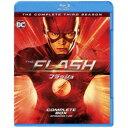 THE FLASH/フラッシュ <サード> コンプリート・セット 【Blu-ray】