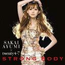 阪井あゆみ×twenty4-7/STRONG BODY 【CD】