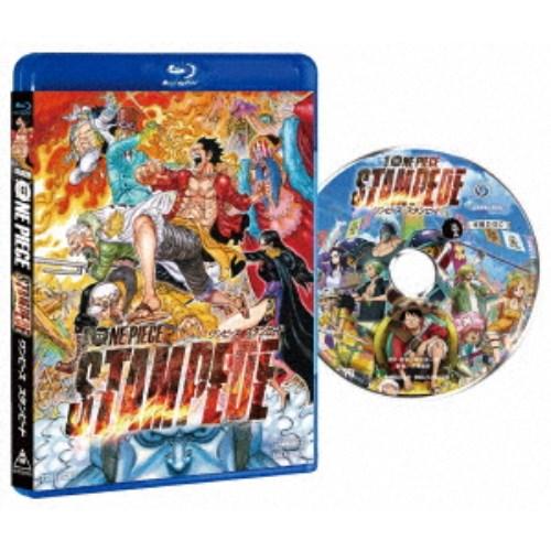 劇場版『ONEPIECESTAMPEDE』スタンダード・エディション《通常版》 Blu-ray