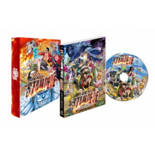劇場版『ONEPIECESTAMPEDE』スペシャル・エディション《スペシャル・エディション》(初回 ) Blu-ray