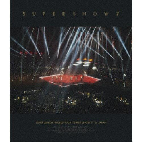 SUPER JUNIOR/SUPER JUNIOR WORLD TOUR SUPER SHOW7 IN JAPAN《通常版》 【Blu-ray】