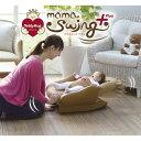 商品種別おもちゃ発売日2019/04/11ご注文前に、必ずお届け日詳細等をご確認下さい。関連ジャンルベビー・知育・教育ベビー関連商品商品概要「ママ抱っこ設計」の居心地にバウンサー機能が加わりました。発見!ママと赤ちゃんが欲しかったのは、ママ抱っこのやさしい'揺れ'!?テディハグは、ママに抱っこされているようなフィット感で「泣かないイス」と人気ですが、赤ちゃんがぐずったときや寝かしつけるときに最強なのは、'ママ抱っこのやさしい揺れ'。この絶妙な'揺れ'機能を搭載したテディハグ、その名も「テディハグ ママスイング+」が誕生しました。《mama swing+(ママ スイング プラス)だけの新機能》1、あやしも寝かしつけもこれ1台!バウンサー機能搭載! 赤ちゃんの好きな揺れ幅に6段階で調節可能。 一人一人に合った居心地の良さにカスタマイズできます。2、簡単ワンタッチストッパー付き お食事用やキッズチェアとして使う場合は、持ち手部分の簡単操作で揺れない安定した状態でお使いいただけます。3、パーフェクトサポート形状 サポートクッションをなくし座面を高くすることで、イスとして使っても腰が沈みにくく、倒してベッドとして使っても寝心地の良い形状を実現。 使いやすさ&快適さがアップしました。《もちろん大人まで長〜く使えます。》【5wayロングユース設計】・1way…リビングベッド ※ベッドとしてのご使用は1ヶ月から・2way…ベビーチェア・3way…離乳食チェア・4way…キッズチェア・5way…リビングソファ(耐荷量 70kg)【POINT】○ママスイング○スイングストッパー○ママ抱っこ設計○4アングル調節 ワンタッチ リクライニング○お手入れラクラク フェイクレザー○おもちゃホルダー付 ハグベルト○便利な持ち手付商品番号-メーカーピープルサイズ600mm(幅)300mm(高)495mm(奥)素材金属(鉄)、ABS樹脂、合成皮革、ウレタンフォーム _おもちゃ _ベビー・知育・教育_ベビー関連商品 _おもちゃ _ピープル 登録日:2019/03/29 発売日:2019/04/11 ピープル PEOPLE ぴーぷる 知育 乳幼児 乳児 幼児 発達 好奇心 感性 リラックス ねんね ベビーチェアー キッズチェアー キッズ 育児 子供イス いす 椅子 子供用いす 子供いす 子供用椅子 子供椅子 くま チェア ベッド ファミリー用 大人 ローチェアー キャメル 茶色 ちゃいろ ブラウン ママ抱っこ設計 居心地 バウンサー機能 ママ 赤ちゃん 抱っこ やさしい 揺れ テディハグ フィット感 泣かないイス 寝かしつけ ぐずり ぐずる テディハグママスイング mamaswing ママスイングプラス 揺れ幅 カスタマイズ 簡単 ワンタッチストッパー 食事 チェア 安定 パーフェクトサポート イス ベッド 快適 大人 5way ロングユース リビングベッド ベビーチェア 離乳食チェア キッズチェア リビングソファ ママスイング スイングストッパー 4アングル 調節 ワンタッチ リクライニング お手入れ ラクラク フェイクレザー おもちゃホルダー ハグベルト 持ち手
