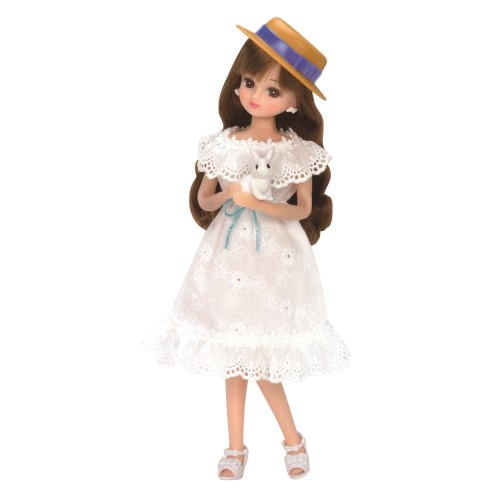 ぬいぐるみ・人形, 着せ替え人形  LD-07 3
