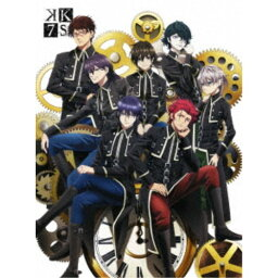 K SEVEN STORIES Blu-ray BOX SIDE:ONE (期間限定)