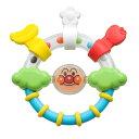 ●ラッピング指定可●ベビラボ アンパンマン NEWはじめてのはがためラトル クリスマスプレゼント おもちゃ こども 子供 知育 勉強 ベビー 0歳3ヶ月