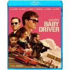 ベイビー・ドライバー 【Blu-ray】