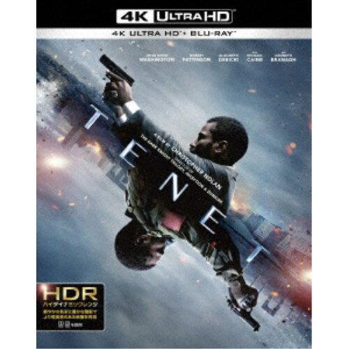 TENET テネット UltraHD《UHDBD ※専用プレーヤーが必要です》 (初回限定) 【Blu-ray】画像