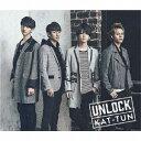 KAT-TUN/UNLOCK《通常盤》 【CD】