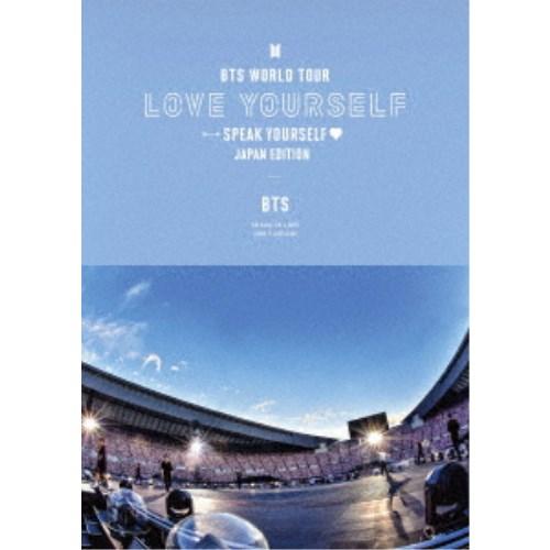 洋楽, その他 BTSBTS WORLD TOUR LOVE YOURSELF SPEAK YOURSELF - JAPAN EDITION Blu-ray