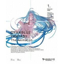 GRANBLUE FANTASY The Animation 1《完全生産限定版》 (初回限定)
