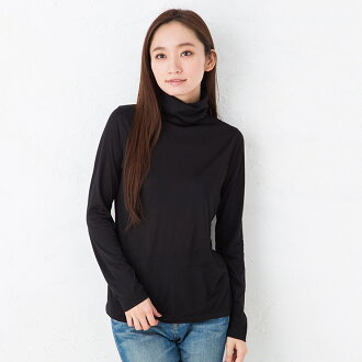 100% silk Jersey Sanya v-neck long sleeve-Japan