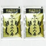 エレガントジャパン健康食品茶日本山人参茶ティーパック3g15包2袋セット
