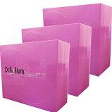 ニチニチ製薬乳酸菌サプリメントDr.Psylliumドクターサイリウム乳酸菌・食物繊維配合180g(6g×30包)3個セット