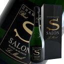 サロン ブラン ド ブラン[2006]サロン(シャンパン)【ギフトボッ...