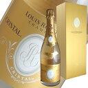 クリスタル ブリュット ヴィンテージ[2012]ルイ ロデレール(シャンパン)【ギフトボックス】【並行品】【定温コンテナ】
