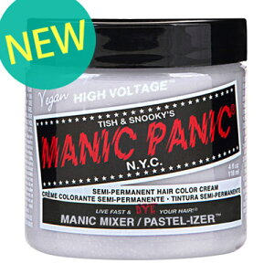 【送料無料】マニックミキサー MANICPANIC(マニック パニック)ヘアカラー ヘアカラークリームMA...