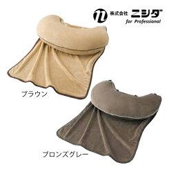 【送料無料】マイクロビーズクッションぬくぬくブランケット付きセットニシダ