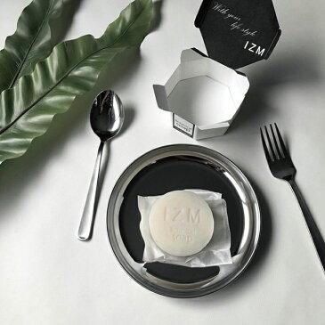 IZM BOTANICAL SOAP イズム ボタニカルソープ 100g(無添加 石鹸 洗顔石鹸 ナチュラルスタイル)(送料無料)(ギフト プレゼント)