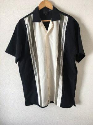 AFTERDARKボウリングシャツ【中古】