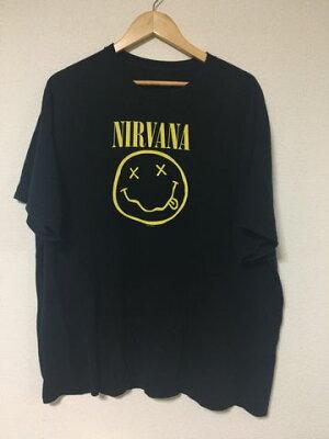 NIRVANATシャツ【中古】