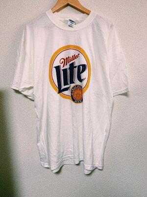MillerLiteTシャツ【中古】