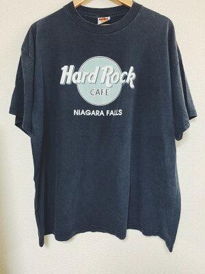 HardRockCAFETシャツ【中古】