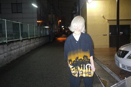BEERシャツ【中古】