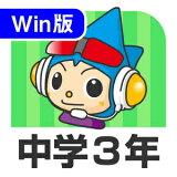 【Win版】中学3年デジタルスタディ新教科書対応版