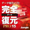 【キャッシュレス5%還元】【35分でお届け】完全データ復元PRO15 【ジャングル】【Jun……