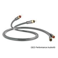 QEDPerformanceAudio40i1mRCAケーブル