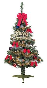 【店舗・イベント用品】【クリスマス】【ツリー・リース】ファミリーセットツリー・120cm