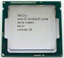 安心初期付き★デスクトップPC用 Intel CPU Celeron G1840 2.80GHz 2M 増設CPU【送料無料】【中古】