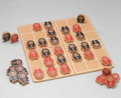 【domino】ドミノリバースゲーム 36pcsセット