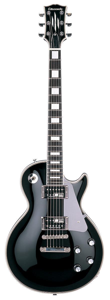 ギター, エレキギター EDWARDS E-LP-130CDJSESP