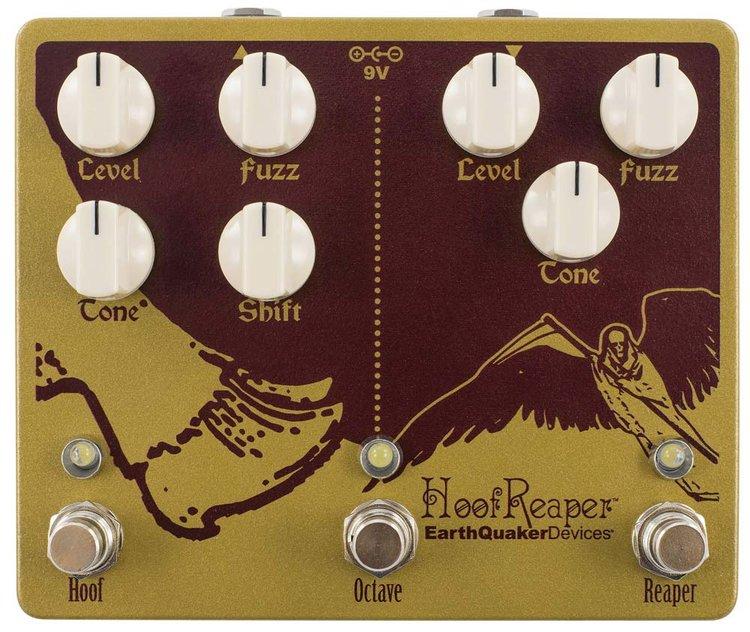 ギター用アクセサリー・パーツ, エフェクター EarthQuaker Devices Hoof Reaper5