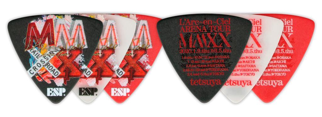 アクセサリー・パーツ, ピック ESP LArcenCielARENA TOUR MMXXtetsuyaPA-LT10-MMXX 5