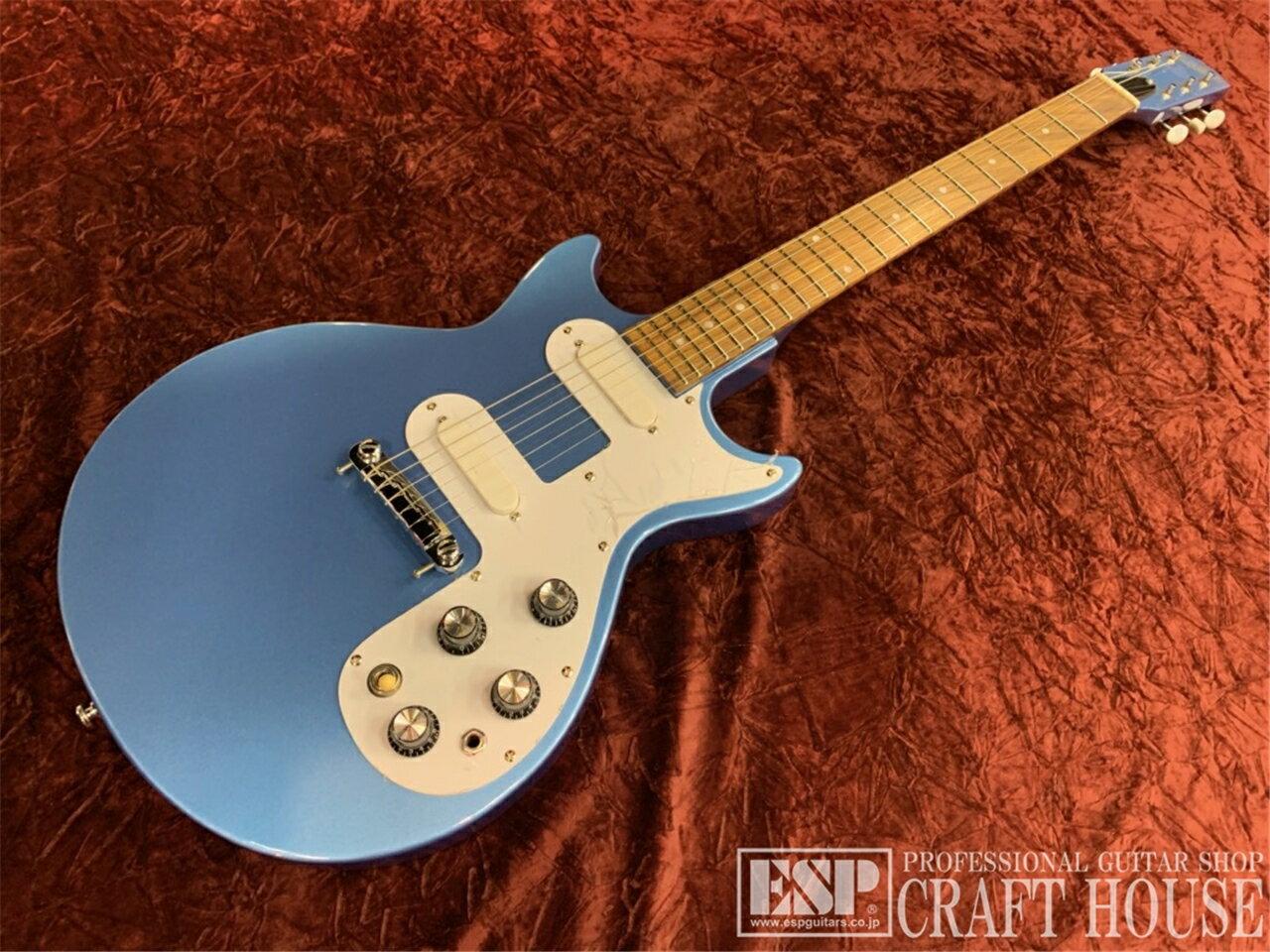 ギター, エレキギター Kaalena KA-MM Lake Placid Blue5