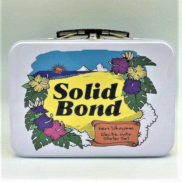 アクセサリー・パーツ, その他 Solid Bond Lunch Box Ken Yokoyama Electric Guitar Starter SetL-BOX-SS-KY5