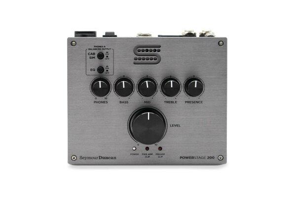 お取り寄せ商品 SeymourDuncanPOWERSTAGE200[PEDALBOARDGUITARAMP/200Wアンプ/