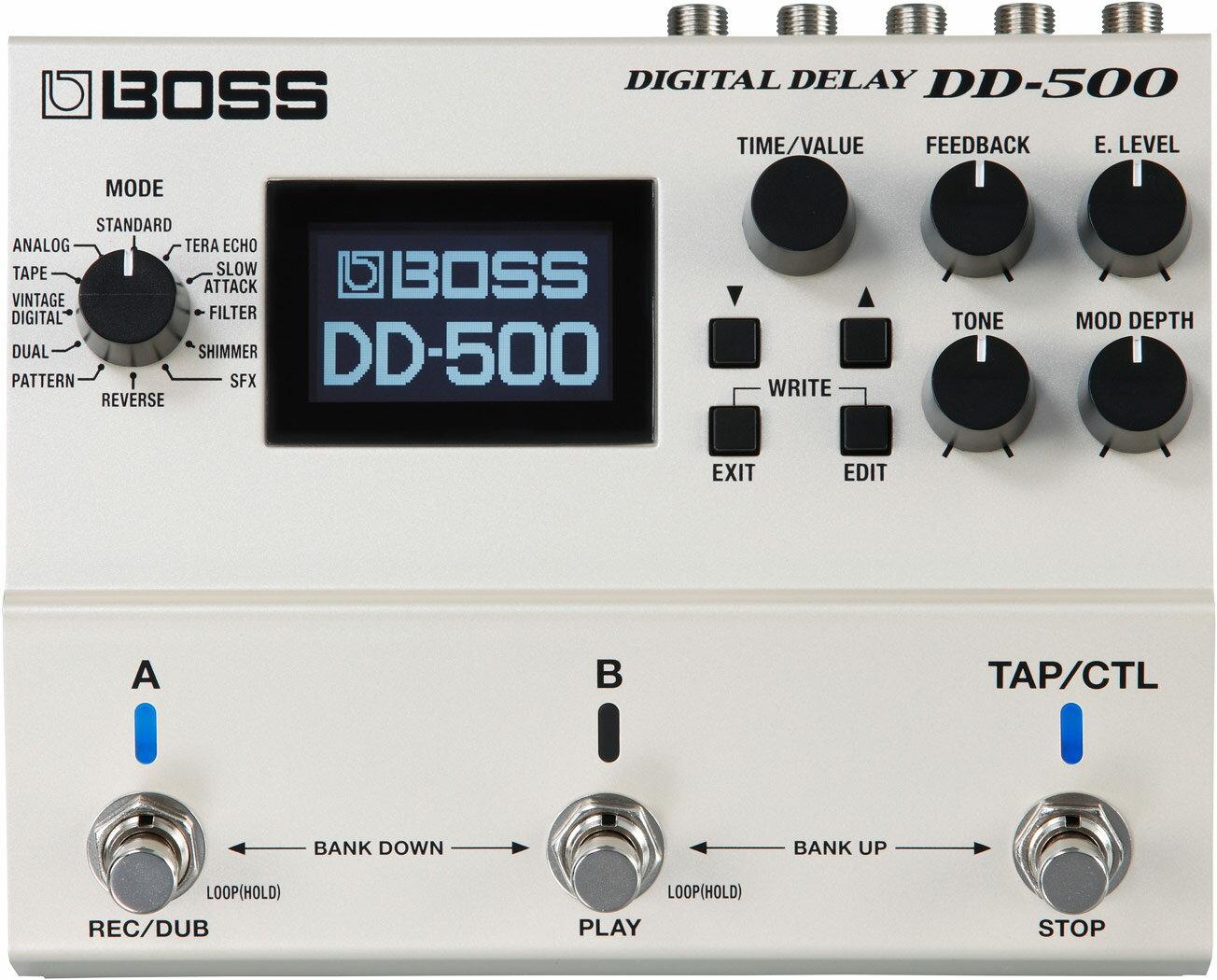 ギター用アクセサリー・パーツ, エフェクター BOSS DD-500 Digital Delay5