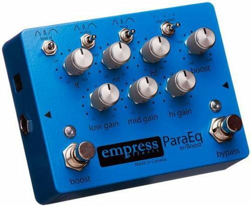 ギター用アクセサリー・パーツ, エフェクター Empress Effects ParaEQ