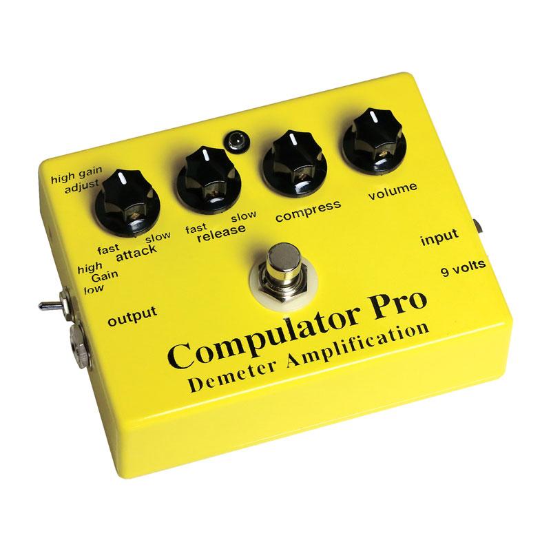 ギター用アクセサリー・パーツ, エフェクター DEMETER COMPRO-1(COMP-2) Full Controll Compressor5