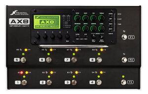 �ڤ�ͽ���ʡ�Fractal Audio Systems / AX8