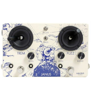 Walrus Audio / JANUS [Joystick Fuzz & Tremolo]