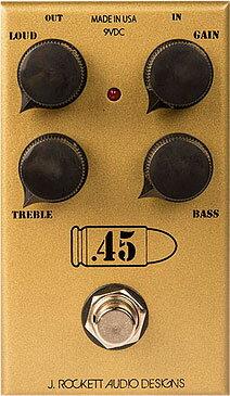 ギター用アクセサリー・パーツ, エフェクター J.Rockett Audio Designs JRAD .45 Caliver