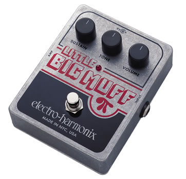 electro-harmonixLittle Big Muff Pi