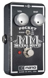 electro-harmonixPocket Metal Muff